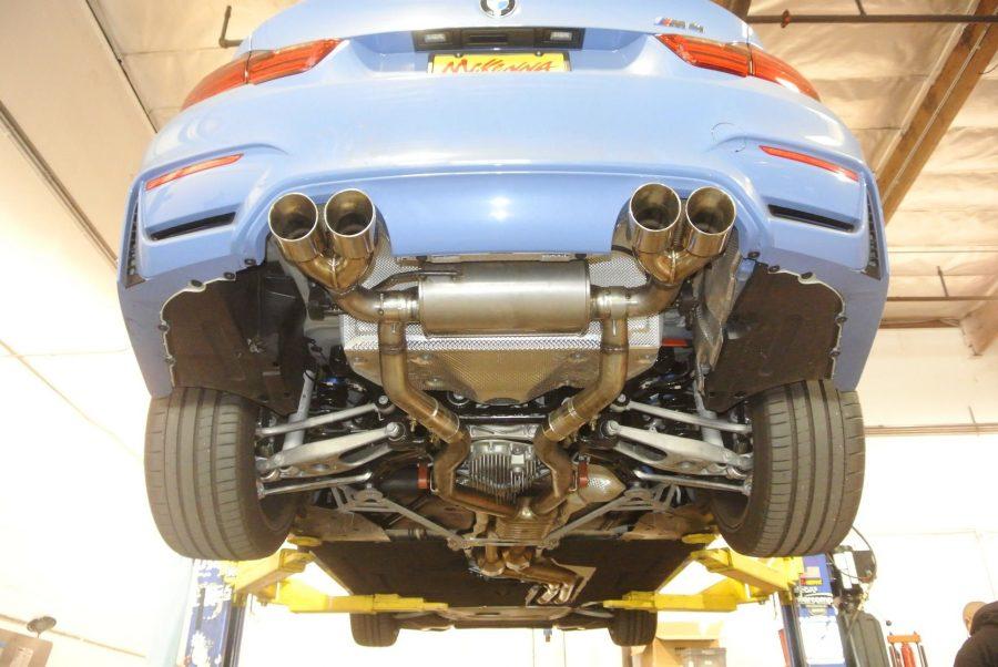 Megan Racing Supremo Exhaust